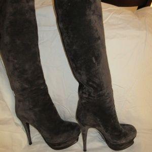 Nando Muzi Italian Suede Boots